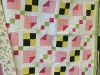 "June 2016 Guild Meeting - ""Mystery Quilt"" Challenge"